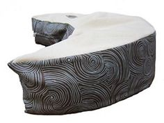 The Nesting Pillow Organic Nursing Pillow with Washable Slipcover Blue Truffles * Details can be found by clicking on the image.-It is an affiliate link to Amazon.