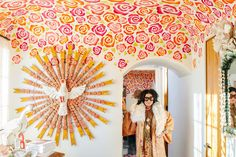 Sheila Youngblood, the owner of Rancho Pillow, gives us an exclusive look at her whimsical Austin home.