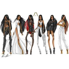 #ShareIG Aaliyah Collection by Daren J
