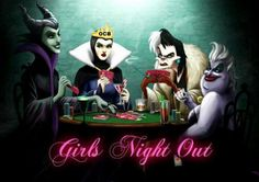 This is what really happens on a #GirlNightOut. Muahahahah