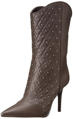 Nine West Women's Jolanda Mid-Calf Boot >>> Awesome boots. Click the image : Boots Mid Calf