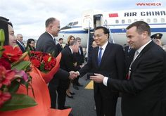 Chinese premier arrives in New Zealand for official visit   Edward Voskeritchian   Pulse   LinkedIn
