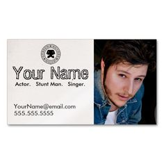 1000 images about Model Business Cards on Pinterest