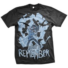 A Day To Remember Out To Get Me T-Shirt