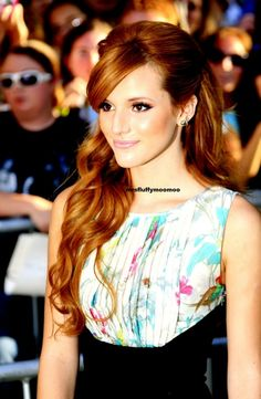 """To succeed, your desire to do so should be bigger than you are afraid to fail"" Bella Thorne"