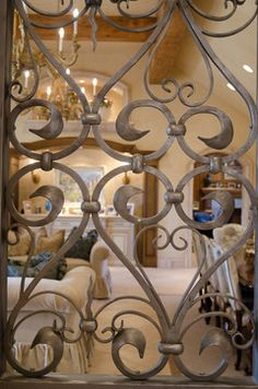2414 Nichols Hills - mediterranean - living room - oklahoma city - Christopher Lee & Company Fine Homes