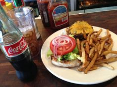 Counter Cafe in Austin, TX Best diner food and Chicken Curry Burger!