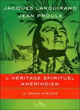 Couverture L'héritage spirituel amérindien