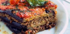 Discover the recipe Light beef aubergine lasagna on cuisineactuelle. Discover the recipe Light beef aubergine lasagna on cuisineactuelle. Healthy Recipes For Weight Loss, Healthy Breakfast Recipes, Easy Healthy Recipes, Easy Meals, Breakfast Ideas, Eggplant Lasagna, Cholesterol Lowering Foods, Cholesterol Symptoms, Eggplant Recipes