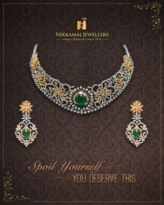 Ladies, spoil yourself you deserve it!! Visit us at Nikkamal Jewellers Ludhiana & Jalandhar Showrooms to place your order.