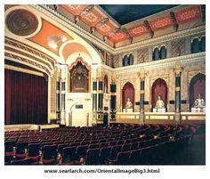 Milwaukee's Oriental Theatre
