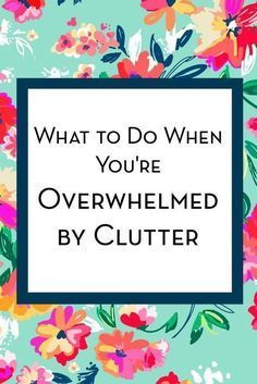 The good news is that any work you do to declutter your home will benefit you and your family. Any work at all. So, don't feel like you have to take two weeks off of work to declutter your home. If you're deliberate and consistent, you can declutter your entire home by working at it a little bit each day. #tipstodeclutteryourhome