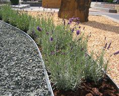 Gartenprofil, Stahlprofil, Rasenkante, Wegeinfassung, Stahlprofil