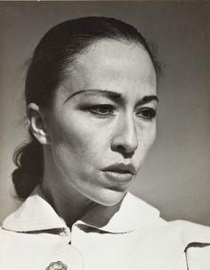 Carmelita Maracci - C Edward Weston (United States, 1886-1958) Mexico, 1937