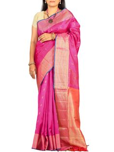 Buy uppada silk at www.ethnicroom.com