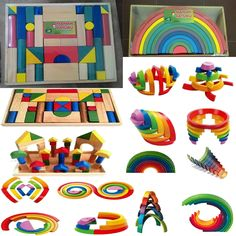 Mainan Kayu Balok Susun City Blok dan Rainbow Block.  Berat : 2000 gr  Manfaat City dan Rainbow Block: 1. Memacu motorik otak anak 2. Pengenalan warna dan bentuk. 3. Pengenalan konsep besar kecil 4. Melatih sistematika berpikir bentuk dan susunan benda.  5. Mengasah imajinasi dan kreatifitas.