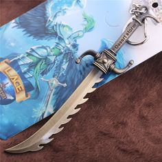 Would you love to own this League Of Legends Jagged Sword Keychain?    For only $ 8.89 including FREE Shipping Worldwide plus 10% discount for a limited time only!    Like and share to a friend who would also love this!    Buy one here---> https://www.cheapndeals.com/league-of-legends-jagged-sword-keychain/    We accept Paypal and Credit Cards.    #cheapndeals #cosplay #videogamemerchandise #videogamestuff #finalfantasy #dota #leagueoflegends #assassinscreed #minecraft #kingdomhearts…