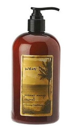 WEN by Chaz Dean Summer Mango Coconut CleansingConditioner 16 Oz. -  Product Features  What is it: A revolutionary step toward beautiful, healthy, shiny hair. WEN cleansing conditioner replaces shampoo, conditioner, deep conditioner, detangler, leave