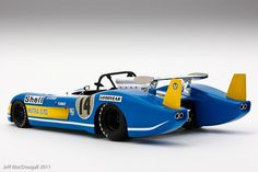 Le Mans, 1972: Matra-Simca MS670 driven by Francois Cevert/Howden Ganley finished second to Matra teammates Graham Hill/Henry Pescarolo.
