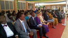 Les invités au Lycée Technique d'#AnehoGlidji  pour le lancement #EcoleNumériqueTG #Tech #education