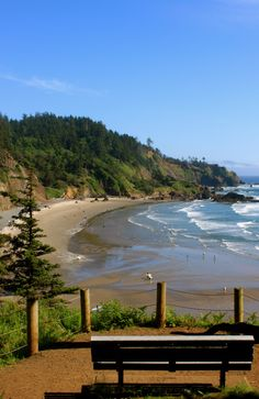 Worth a Stop: Ecola State Park Oregon Coast, Pacific Coast, Pacific Northwest, Ecola State Park, Cannon Beach, State Parks, Country Roads, United States, America