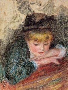 The Loge - Pierre-Auguste Renoir
