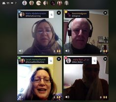 Host Synchronous Video Chats with Blab – ProfHacker - Blogs - The Chronicle of Higher Education