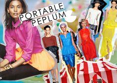 Rrunway portable peplum #what2wear #9W