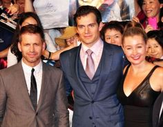 Henry at the 'Man of Steel' Premiere in Japan. 8/21/13