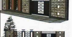 Desain rumah minimalis paling update tahun 2015 terbaru yang akan berbagi tentang interior, eksterior, pondasi rumah dan denah rumah minimalis Garage Doors, Outdoor Decor, Home Decor, Decoration Home, Room Decor, Home Interior Design, Carriage Doors, Home Decoration, Interior Design