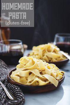 Homemade Gluten-Free
