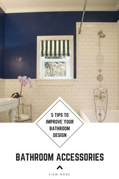 Bathroom Accessories - Helping You Improve Your Bathroom Design >>> Check this useful article by going to the link at the image. #BathroomAccessoriesIdeas