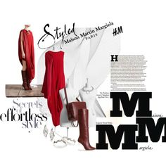 """""""Maison Martin Margiela with H"""" by ian-giw on Polyvore"""