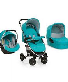 Hauck-142837-Miami-4-Trio-Kinderwagen-Set-inklusive-Wanne-Zero-Plus-Comfort-0