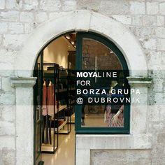 furnishes new boutique of grupa in *croatia* - a new shop fashion brand Michael Kors and Armani Jeans! Dubrovnik Croatia, Public Spaces, Armani Jeans, New Shop, A Boutique, Fashion Brand, Michael Kors, Interior, Furniture