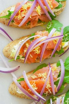 Today I'm sharing a smoked salmon appetizer.Smoked salmon is one of the easiest and tastiest appetizer ingredients there is.You could be eating this today!