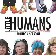 Brandon Stanton, blogger/photographer/ author, has turned his attention to the children of New York in this delightful, photographic children's book.