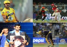 IPL 7: A glimpse back of the UAE leg