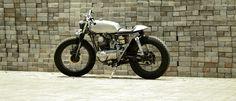 Kawasaki Z200 by Besi Moto Project of Indonesia