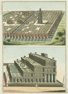 Babylon and the Gardens of Babylon. From New York Public Library Digital Collections. Ancient Mesopotamia, Ancient Civilizations, Ancient Greece, Ancient Egypt, Ancient Art, Ancient History, Cradle Of Civilization, Legends And Myths, Sacred Architecture