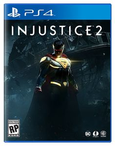 Injustice 2 Playstation 4: playstation_4: Computer and Video Games - Amazon.ca