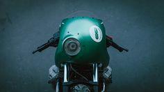Moto Guzzi Fragore Cafe Racer