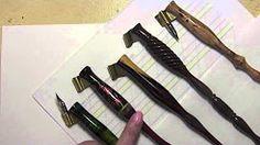 Acorn Arts Calligraphy Studio - YouTube