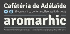 Signika font, aveliable for free at Google web fonts directory.