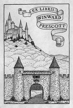 [Bookplate of Winward Prescott]