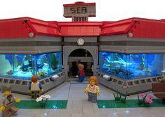 Lego Sea Land |by Wami Delthorn