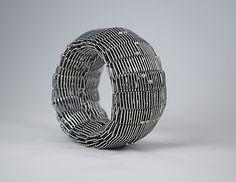 Bracelet | Toril Bjorg.  Sterling silver.