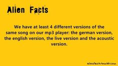 Alien fact 57