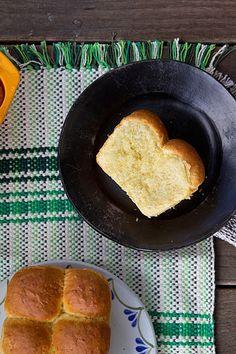 Pan de maíz en el país del