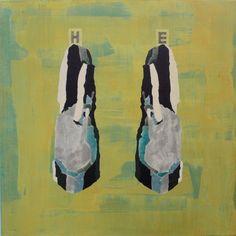 Denys Watkins - 'Heaven and Earth' - Bath Street Gallery Street Gallery, Heaven On Earth, Bath, Painting, Bathing, Painting Art, Paintings, Bathroom, Painted Canvas
